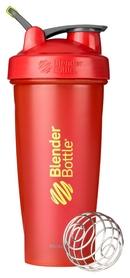 Шейкер с шариком BlenderBottle Classic Loop - красно-черный, 820 мл (Loop 28oz Loop Cayanne)