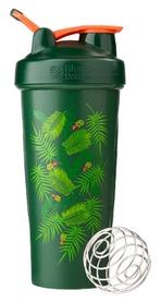 Шейкер с шариком BlenderBottle Classic Loop - кораллово-зеленый, 820 мл (Loop 28oz Loop Green-Coral (Art Palm))
