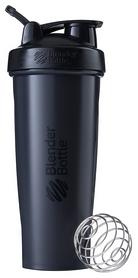 Шейкер с шариком BlenderBottle Classic Loop - черный, 940 мл (Loop 32oz Black)