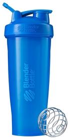 Шейкер с шариком BlenderBottle Classic Loop - синий, 940 мл (Loop 32oz Cyan)