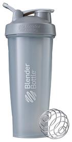 Шейкер с шариком BlenderBottle Classic Loop - серый, 940 мл (Loop 32oz Grey)