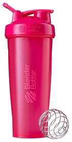 Шейкер с шариком BlenderBottle Classic Loop - розовый, 940 мл (Loop 32oz Pink)