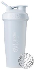 Шейкер с шариком BlenderBottle Classic Loop - белый, 940 мл (Loop 32oz White)
