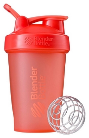 Шейкер с шариком BlenderBottle Classic Loop - коралловый, 590 мл (Loop 28 Coral)