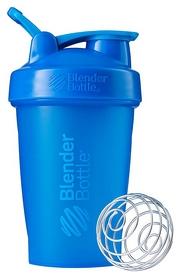 Шейкер с шариком BlenderBottle Classic Loop - голубой, 590 мл (Loop 20 Cyan)