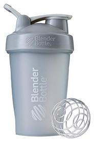 Шейкер с шариком BlenderBottle Classic Loop - серый, 590 мл (Loop 20 Grey)