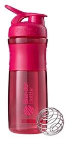 Шейкер с шариком BlenderBottle SportMixer - розовый, 820 мл (SM 28oz Pink)