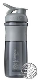 Шейкер с шариком BlenderBottle SportMixer - серый, 820 мл (SM 28oz Grey)