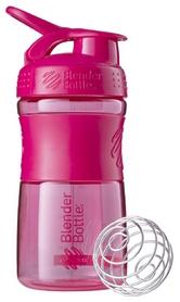 Шейкер с шариком BlenderBottle SportMixer - розовый, 590 мл (SM 20oz Pink)