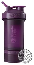 Шейкер с шариком BlenderBottle ProStak - фиолетовый, 650 мл (PS 22oz Plum)