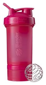 Шейкер с шариком BlenderBottle ProStak - розовый, 650 мл (PS 22oz Pink)