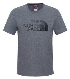 Футболка мужская The North Face Easy Tee AW 17, серая (T92TX3-JBV)