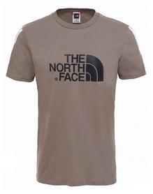 Футболка мужская The North Face Easy Tee AW 17, коричневая (T92TX3-NXL)
