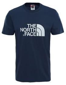 Футболка мужская The North Face Easy Tee AW 17, синяя (T92TX3-ULB)