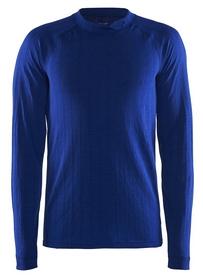 Термобелье мужское Craft Nordic Wool CN M AW 17, синее (1904116-2386)