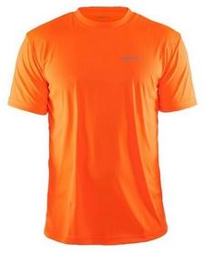 Футболка мужская Craft Prime Tee Man SS 18, оранжевая (199205-1576)