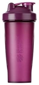 Шейкер с шариком BlenderBottle Classic - фиолетовый, 820 мл (Classic 28oz Plum)