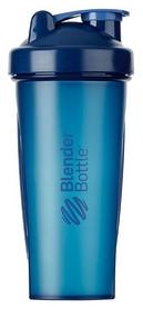 Шейкер с шариком BlenderBottle Classic - темно-синий, 820 мл (Classic 28oz Navy)
