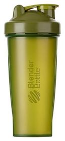 Шейкер с шариком BlenderBottle Classic - оливковый, 820 мл (Classic 28oz Moss)