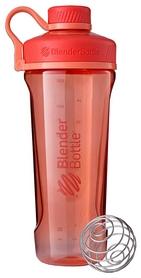 Шейкер с шариком BlenderBottle Radian - красный, 940 мл (Radian Coral)