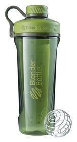 Шейкер с шариком BlenderBottle Radian - зеленый, 940 мл (Radian Green)