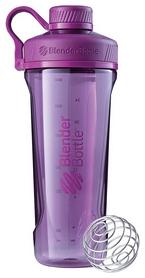 Шейкер с шариком BlenderBottle Radian - фиолетовый, 940 мл (Radian Plum)