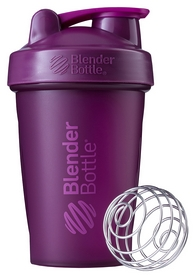 Шейкер с шариком BlenderBottle Classic - фиолетовый, 590 мл (Classic 20oz Plum)