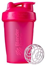 Шейкер с шариком BlenderBottle Classic - розовый, 590 мл (Classic 20oz Pink Alt)
