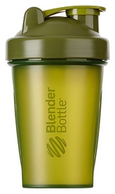 Шейкер с шариком BlenderBottle Classic - оливковый, 590 мл (Classic 20oz Moss)
