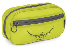 Косметичка Osprey Washbag Zip Electric Lime-O/S, зеленая (009.0048)