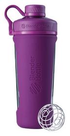 Шейкер с шариком BlenderBottle Radian Glass - фиолетовый, 820 мл (Glass_Plum)