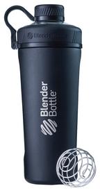 Шейкер с шариком BlenderBottle Radian Thermo Edelstahl - черный, 770 мл (Edelstahl_Black)