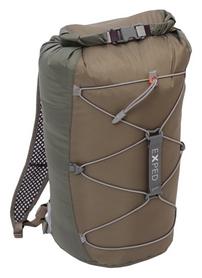 Рюкзак туристический Exped Cloudburst O/S - коричневый, 25 л (018.0294)
