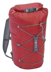 Рюкзак туристический Exped Cloudburst O/S - красный, 25 л (018.0191)