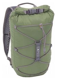 Рюкзак туристический Exped Cloudburst O/S - зеленый, 15 л (018.0186)