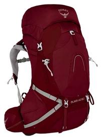 Рюкзак туристический Osprey Aura AG 65 Challenger Gamma Red - WS - красный, 65 л (009.1716)