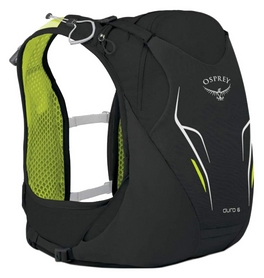 Рюкзак спортивный Osprey Duro 6 Electric Black - S/M, 6 л (009.1536)