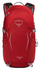 Рюкзак универсальный Osprey Hikelite 18 Tomato Red - O/S, 18 л (009.1732)