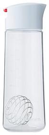 Шейкер для приготовления салатных заправок BlenderBottle Whiskware Dressing - белый, 591 мл