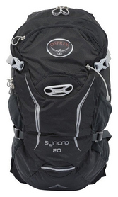 Рюкзак велосипедный Osprey Syncro 20 Meteorite Grey S/M, 18 л (009.0831)