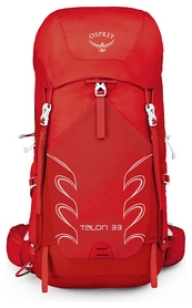Рюкзак туристический Osprey Talon 33 Martian Red - S/M, 31 л (009.1411)