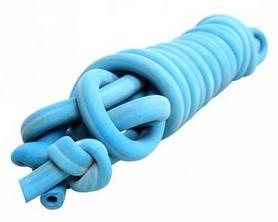Эспандер спортивный WR 16 мм с чехлом - синий, 5 м (B-004)