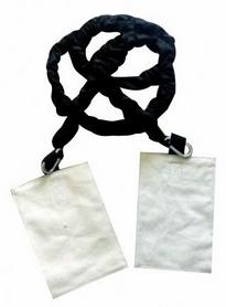 Эспандер имитатор кимоно WR с захватом, 12 мм (B-018)