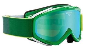 Очки горнолыжные Alpina Spice MM, зеленые (A7074-73)