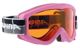 Очки горнолыжные детские Alpina Carvy 2.0 SH SLT S2 A7076-58