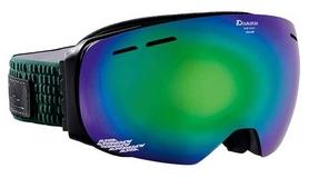 Очки горнолыжные Alpina Granby MM S3, зеленые (A7213-73)