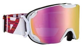 Очки горнолыжные Alpina Pheos MM S2, белые (A7214-11)