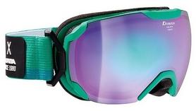 Очки горнолыжные Alpina Pheos MM S, зеленый (A7214-71)