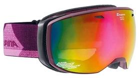Очки горнолыжные Alpina Estetica MM S3, фиолетовые (A7246-53)