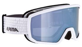 Очки горнолыжные Alpina Scarabeo HM, белые (A7249-12)